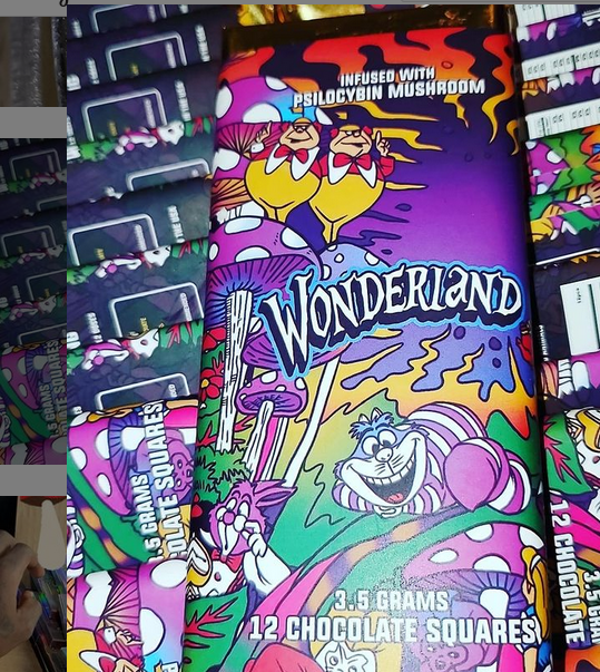 3 Best Psychedelic Mushroom Chocolate bars right now
