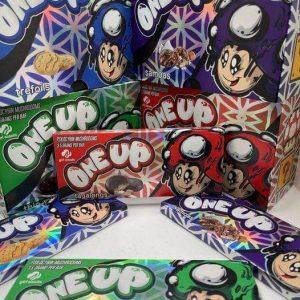 Mushroom Chocolate Bar Gift Basket